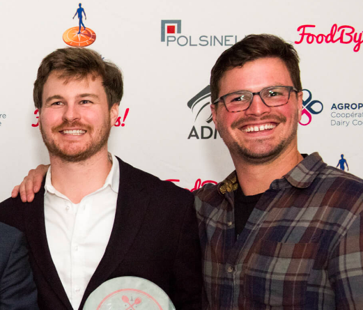 Alumnus-Founded Sap! Beverages Takes Top Honors at Food Pitch Competition