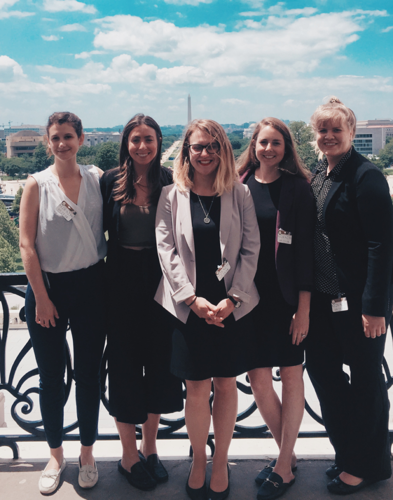 Students Advocate for Global Aid Policy for CARE International