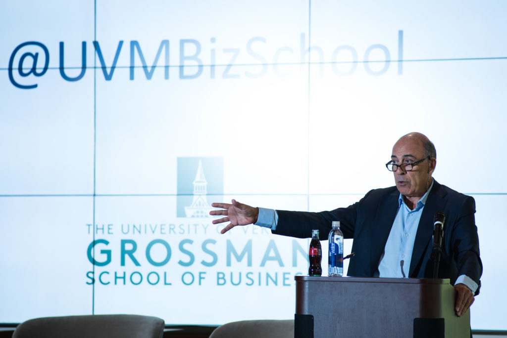 The Sustainable Innovation MBA Co-Hosts Global CEO Forum