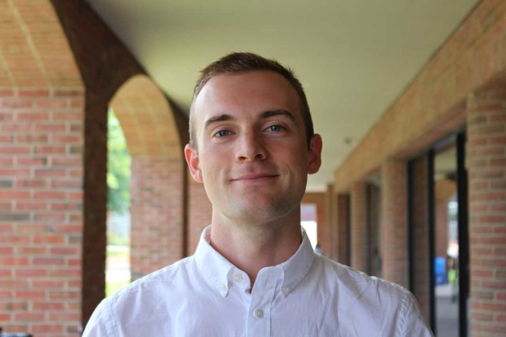 Getting to Know the Class of 2019: Torsten Dworshak