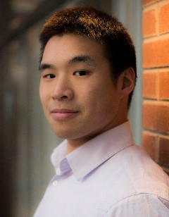 Getting to Know the Class of 2019: Jeffrey Lue