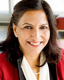 Getting to Know Our Faculty: Dita Sharma