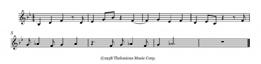 Rhythm A Ning excerpt