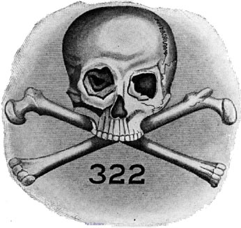 "Vermonter Henry Stevens, Jr., Joins Yale's ""Skull & Bones"" Secret Society"