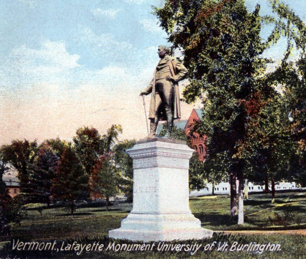 All Will Sing: Burlington's 1918 Bastille Day Tribute