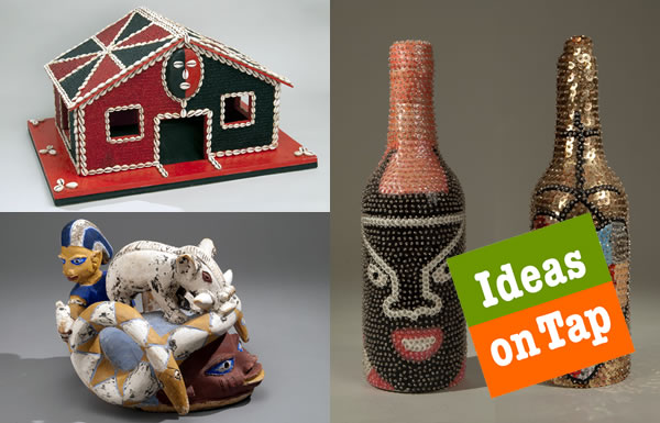 Ideas on Tap: Sacred Objects/Secular Spaces