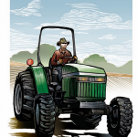 National Children's Center * Tractor Operation