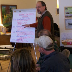 Course Explores Options for Starting An Ag Business