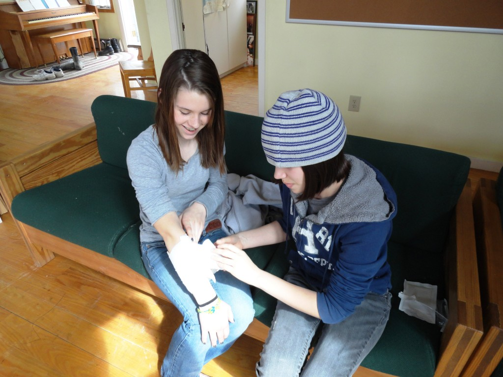 Farm First Aid and CPR Class for Teens 13-16 Years Old