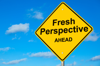 Fresh perspective ahead