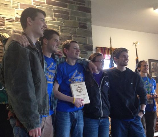 Bellows Falls Envirothon Team A won VT Team of the Year.  They will be competing in Montana later this summer to represent Vermont nationally.