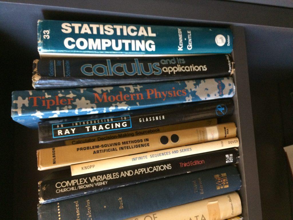 Free Books from my Bookshelf